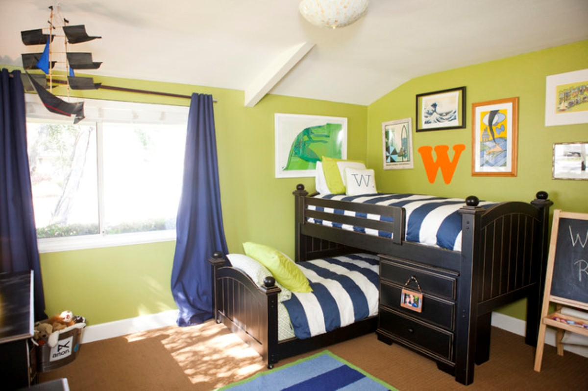 Image of: Wood Bed Frames for Teen
