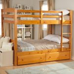 Wood bunk beds quality