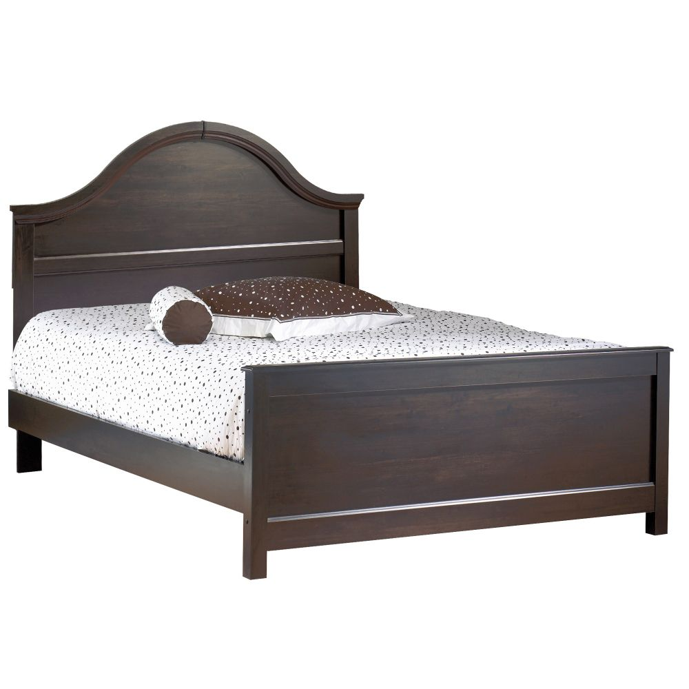 Image of: bed frame headboard queen