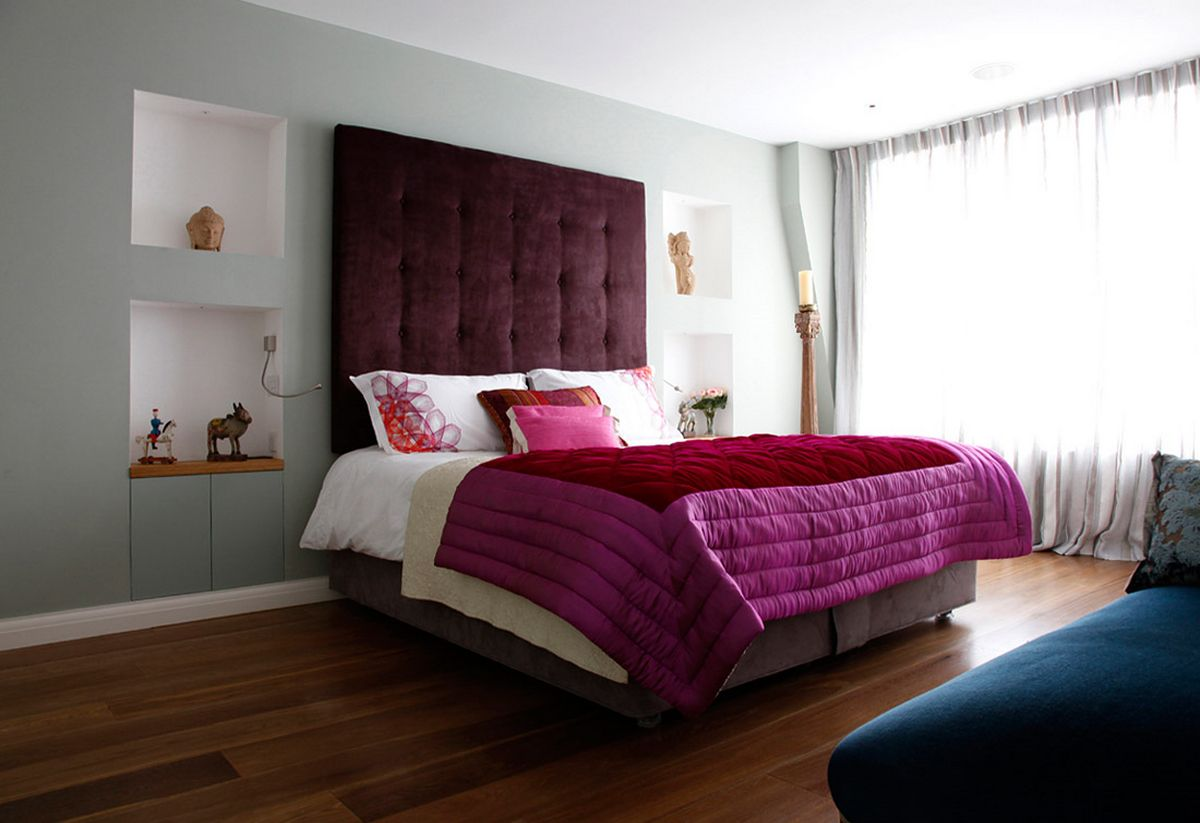 Image of: bedroom design and color ideas