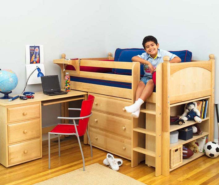 Image of: boys bunk beds ideas
