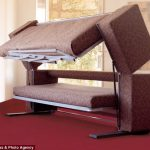 couch bunk beds design
