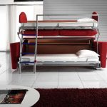 design of couch bunk beds