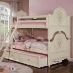 girl bunk beds color