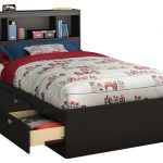 high  twin bed frame frame