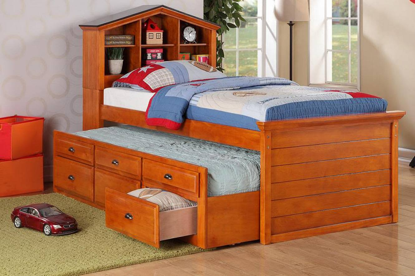 inspiration design  twin bed frame