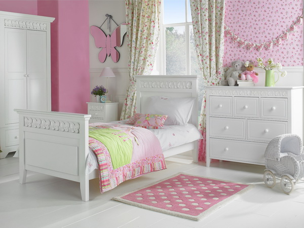 Image of: kids bedroom furniture sets for girls Set
