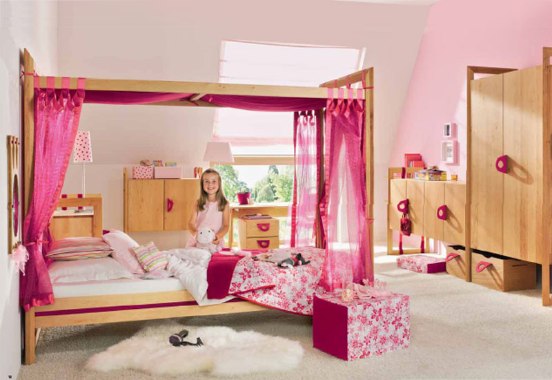 Image of: kids bedroom furniture sets for girls ideas