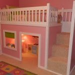 kids bunk beds for girls