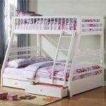 kids girl bunk beds
