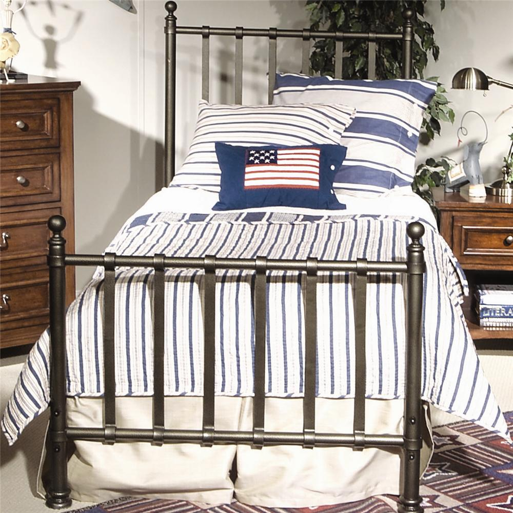 Image of: kids twin metal bed frame ideas