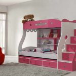 lovely girl bunk beds