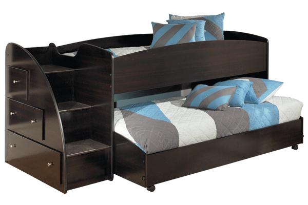 Image of: modern design  twin bed frame