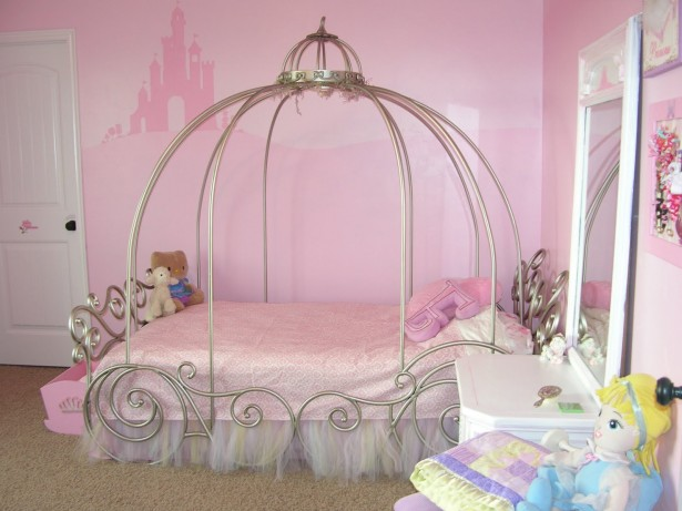 Image of: nice  princess bedroom set