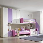 storage bunk beds for girls