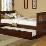 twin bed frame With Storage