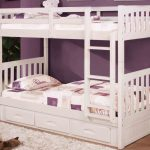 White Bunk Beds Twintwint