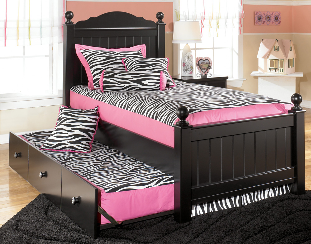 Image of: Girls Twin Bedroom Furniture Sets