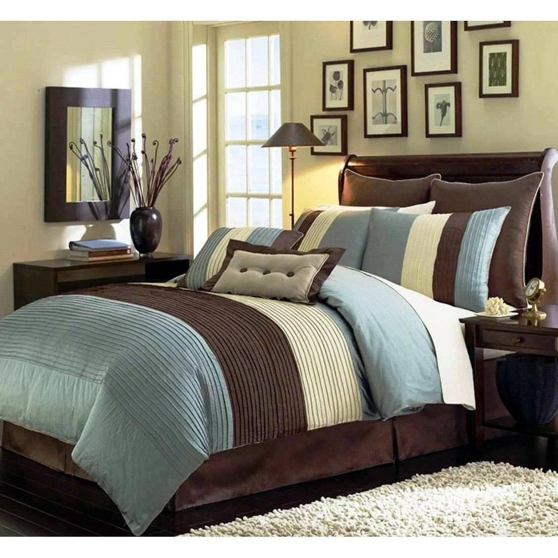 Image of: Ideal Queens Size Bedding