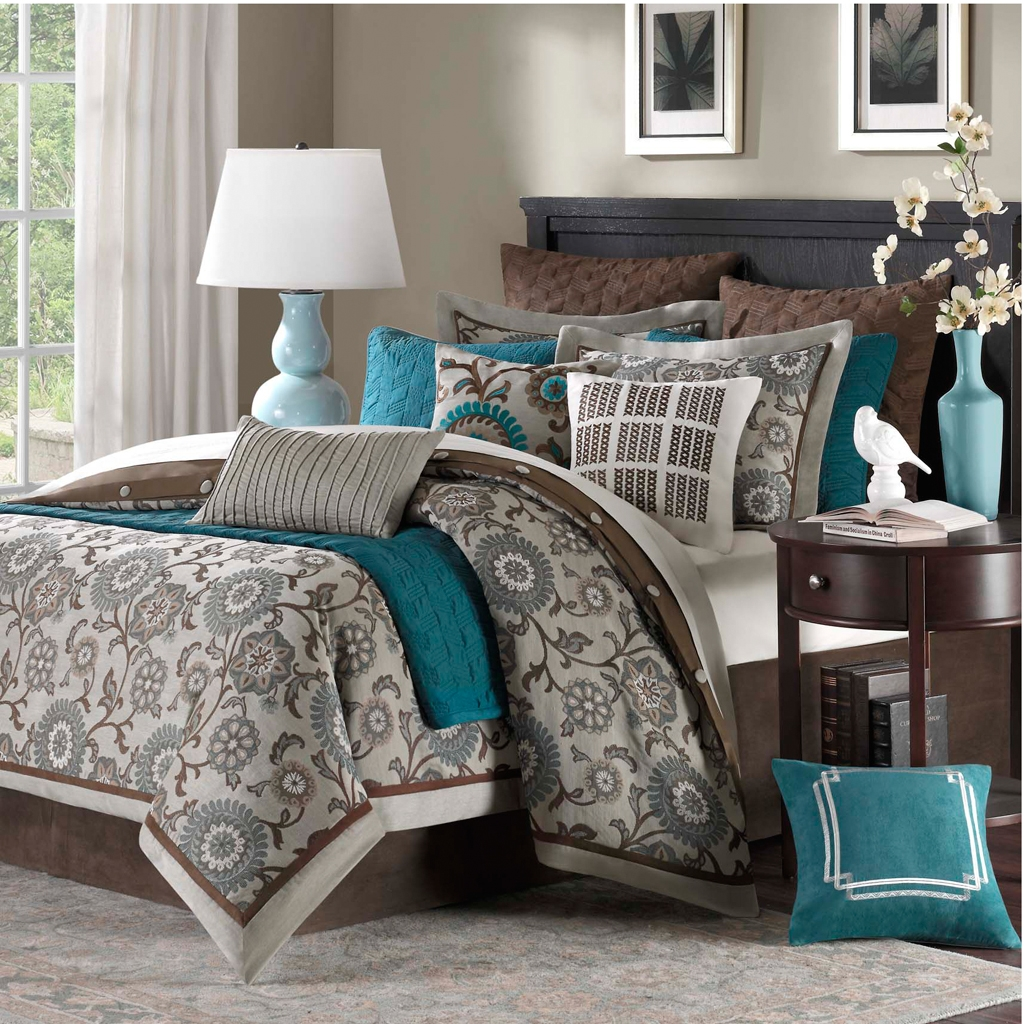 Image of: ideas queen size bedding Sets