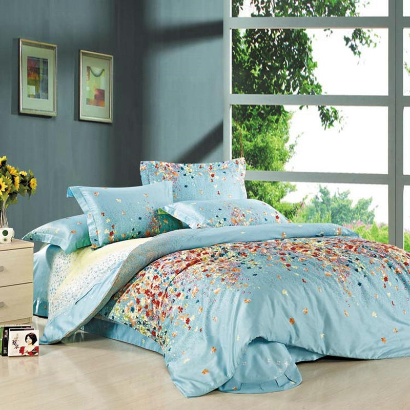 Image of: ideas queen size bedding