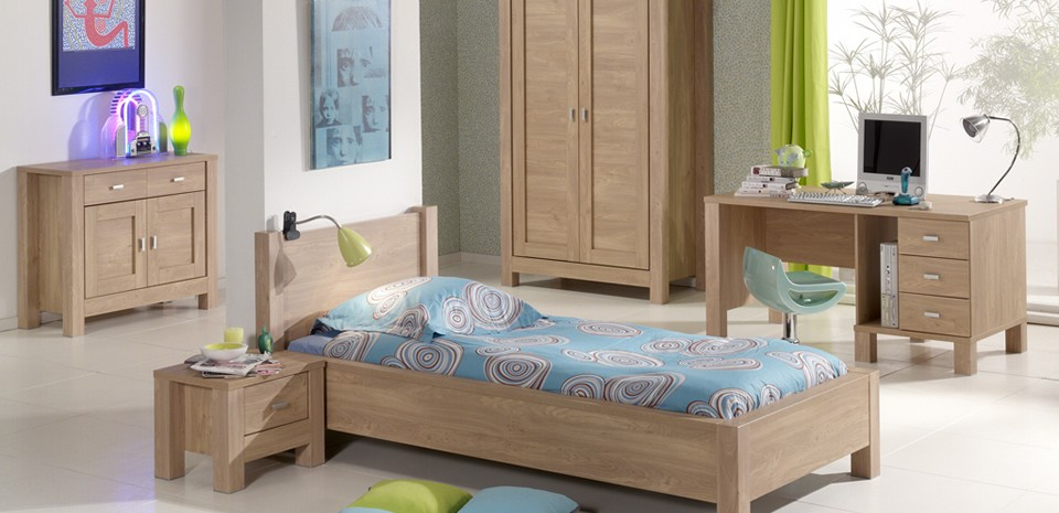 Image of: square twin bedroom furniture sets