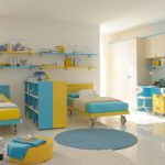 yellow twin bedroom furniture sets