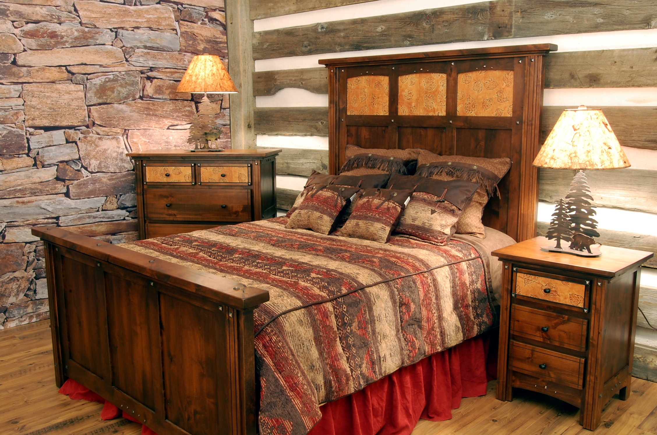 Image of: Aspen bedroom furniture prices