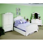 White Kid Bedroom Furniture Ideas