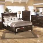 Best ashley porter bedroom set