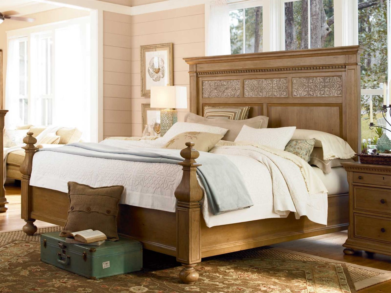 Image of: Home paula deen bedroom furniture