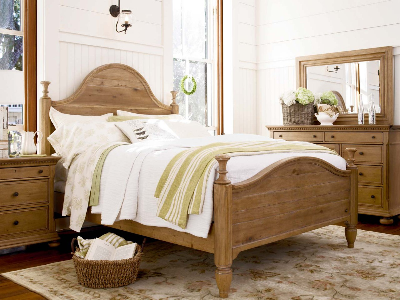 Image of: Paula deen bedroom furniture ideas