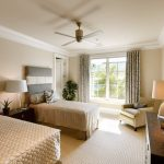 Traditional twin bedroom ideas