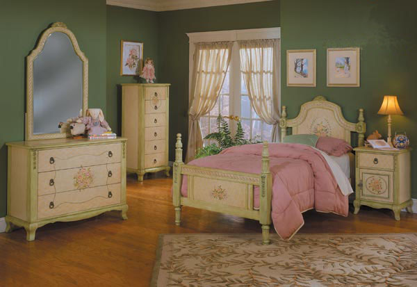 Image of: exceptional french provincial bedroom furniture