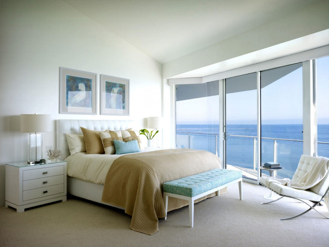 Image of: extraordinary beach themed bedrooms