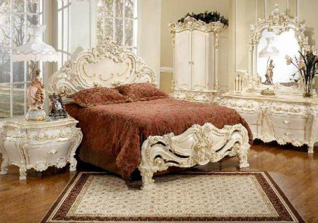 Image of: french provincial bedroom furniture furniture