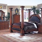 ideas of canopy bedroom sets