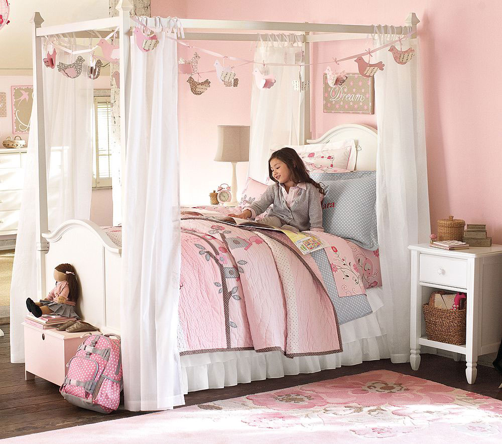 Image of: nice pottery barn bedrooms
