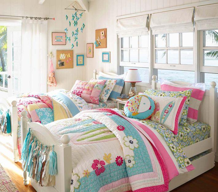 Image of: pottery barn bedrooms decor