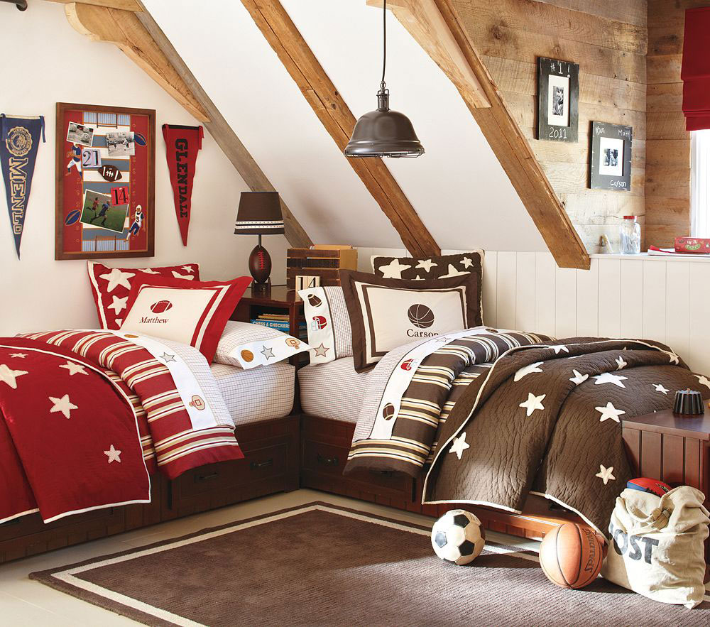 Image of: pottery barn bedrooms furniture