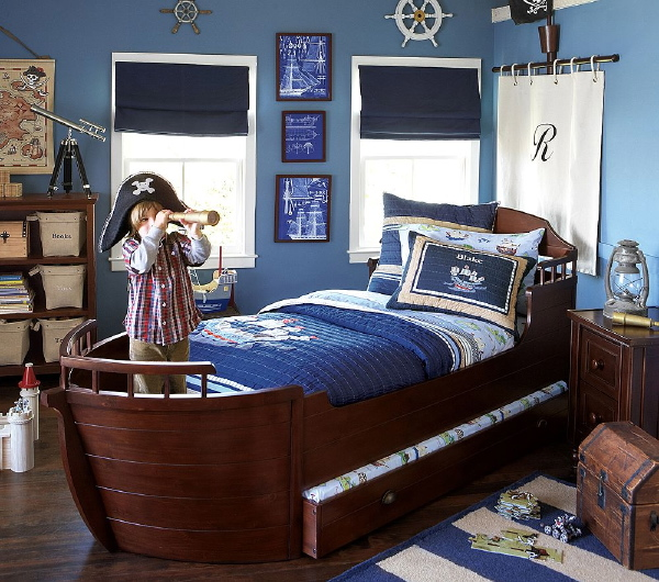 Image of: pottery barn bedrooms kids