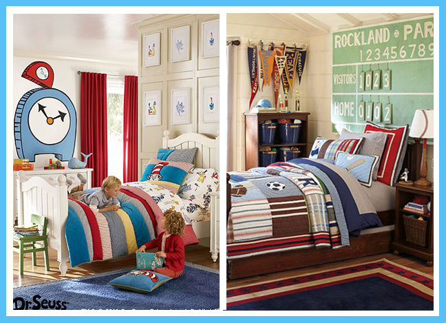 Image of: pottery barn bedrooms set