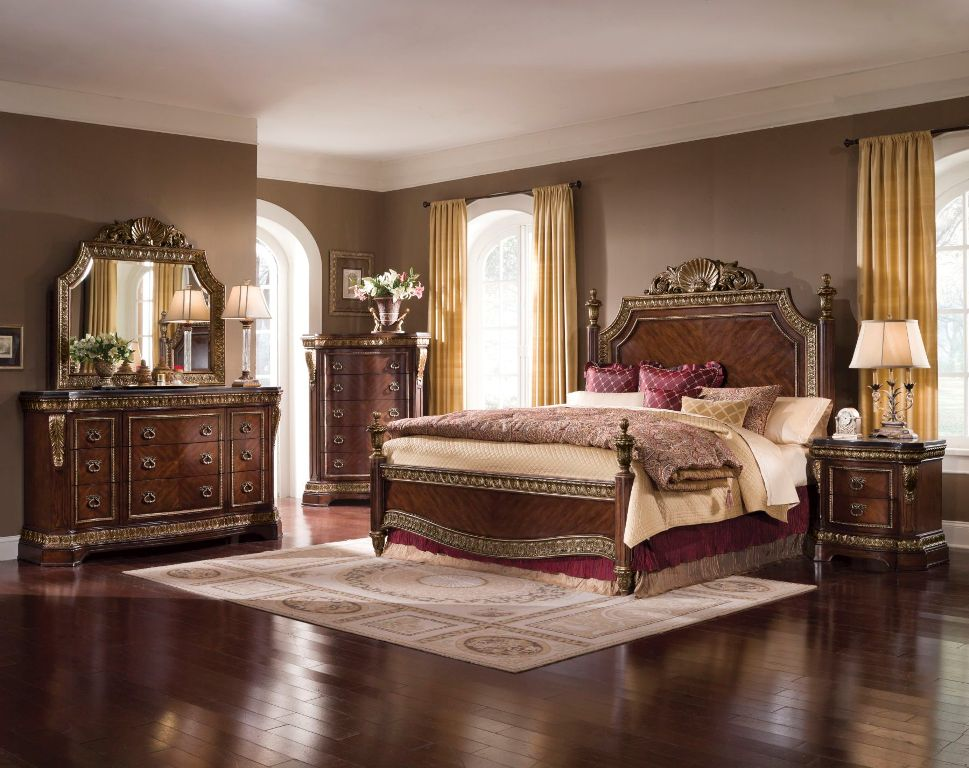 Image of: Amazing Contemporary King Bedroom Sets