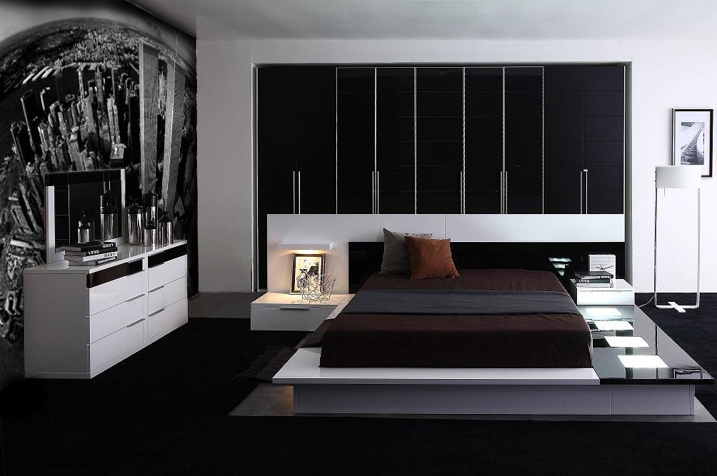 Image of: Bedroom Decorating Ideas Contemporary Style