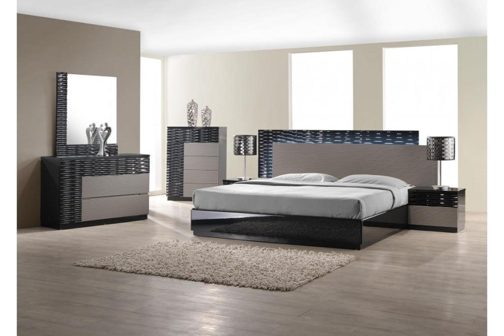 Image of: Best Contemporary King Bedroom Sets