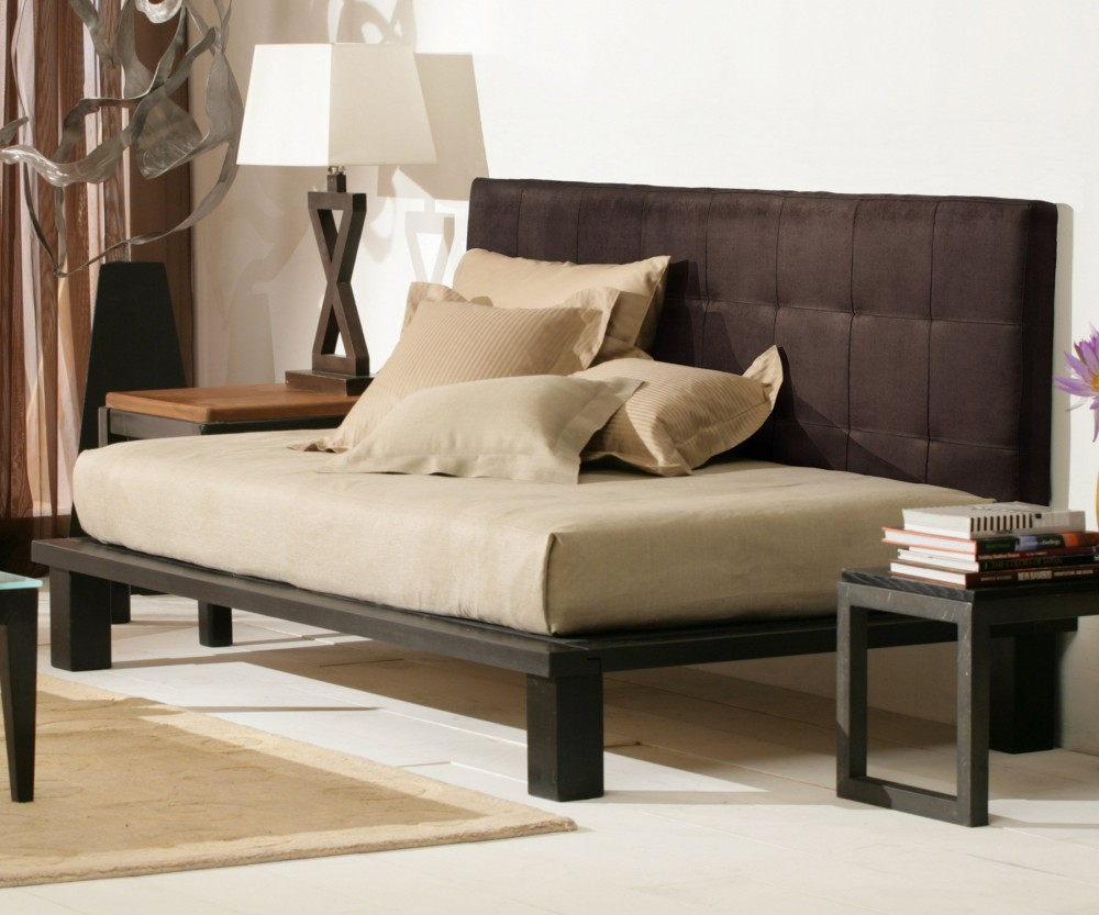 Image of: Brown Contemporary Daybed
