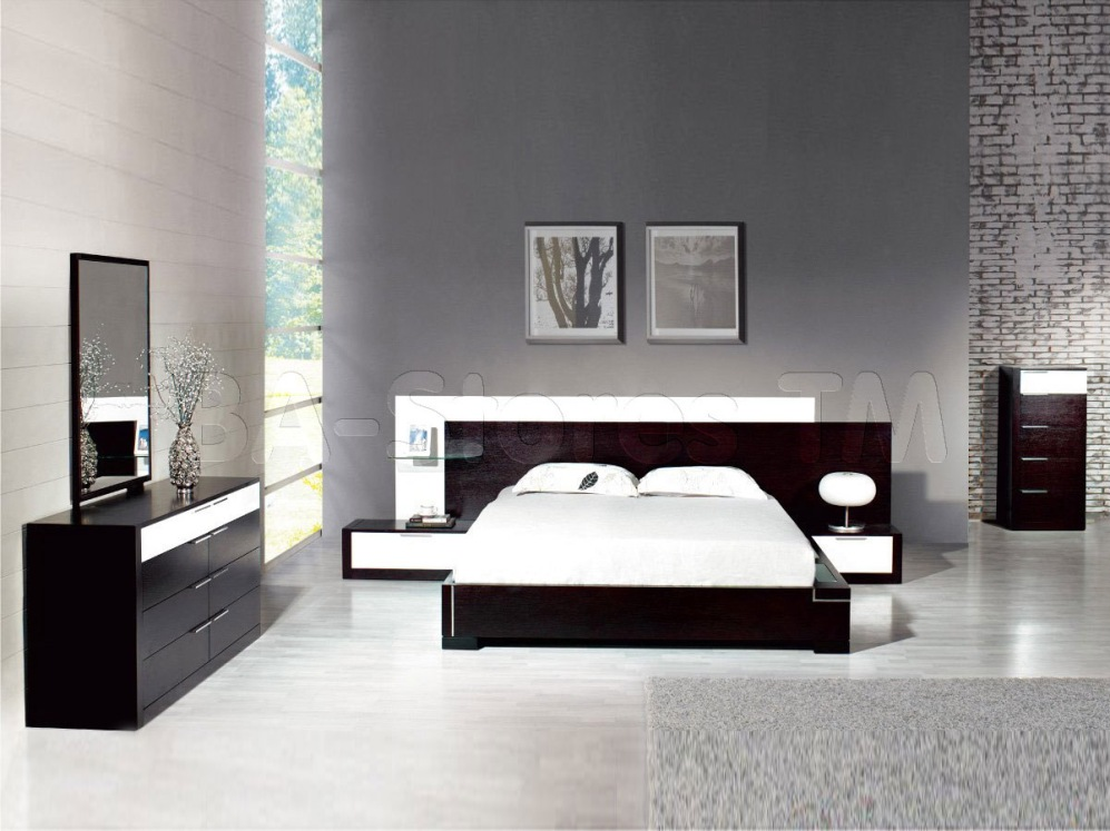 Image of: Contemporary Bedding Sets Plan