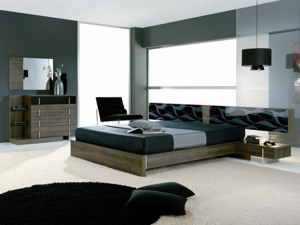 Image of: Contemporary Bedroom Decorating Ideas and Pictures