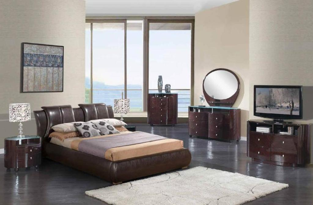 Image of: Contemporary Bedroom Sets Image