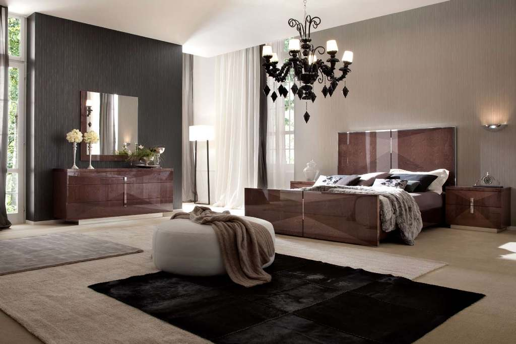 Image of: Contemporary Bedroom Sets Style